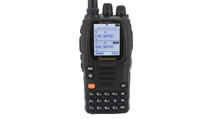 Радиостанция портативная Wouxun KG-UV9D Plus