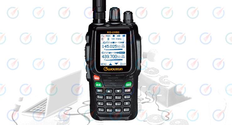 Радиостанция портативная Wouxun KG-UV8D