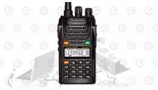 Радиостанция портативная Wouxun KG-UVD1P