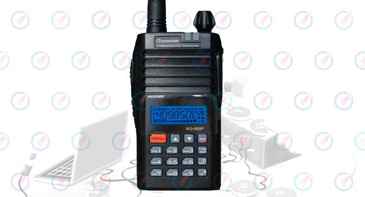 Радиостанция портативная Wouxun KG-669E