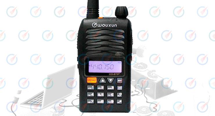 Радиостанция портативная Wouxun KG-679E