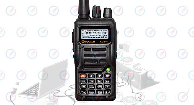 Радиостанция портативная Wouxun KG-818E