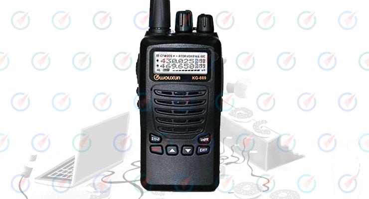 Радиостанция портативная Wouxun KG-869