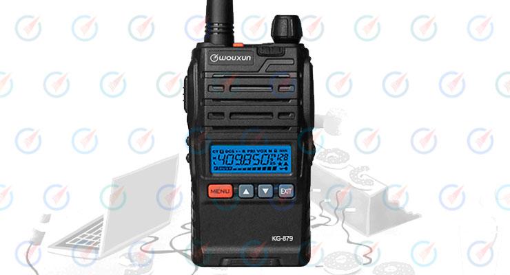 Радиостанция портативная Wouxun KG-879