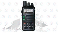 Радиостанция портативная Wouxun KG-889